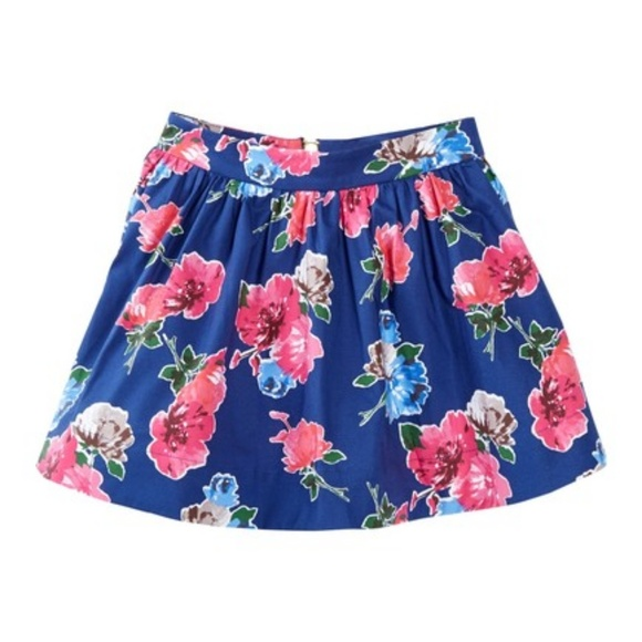 kate spade Other - Kate Spate Big Girls Coreen Floral Print Skirt